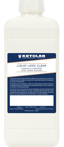 latex liquide Kryolan